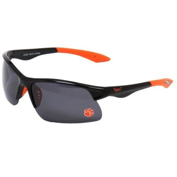 Clemson Tigers Sport Polarized Sunglasses - Orange