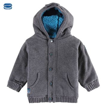 novatx baby boys ackets and coats children outerwear kids children hoodies for boys winter coats down jacket for boys A4583
