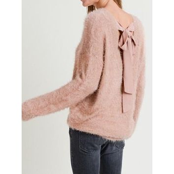 Knot About It Top | Blush