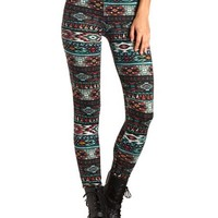 TRIBAL PRINT HACCI LEGGING