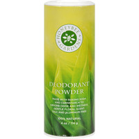 Honeybee Gardens Deodorant Powder - 4 Oz