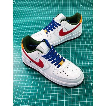 Nike Air Force 1 Low Af1 Love Fashion Shoes - Sale