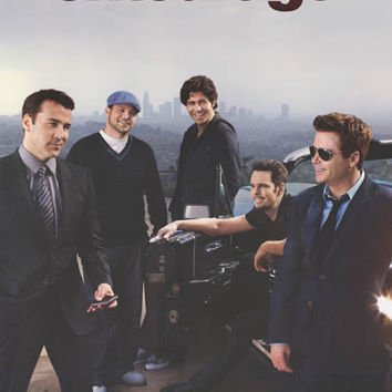Entourage TV Show Cast Poster 24x36
