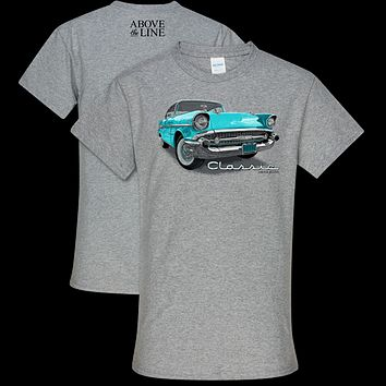 Couture Above The Line Soft Collection Classic Car T-Shirt