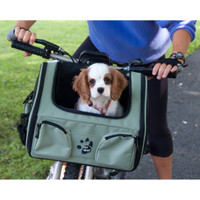 Pet Gear Ultimate Traveler Pet Bike Basket