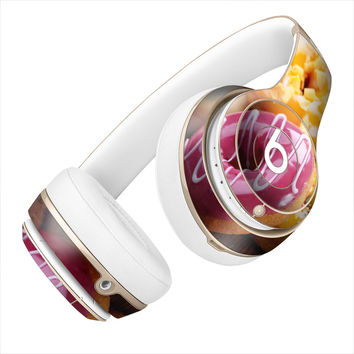 Fresh Layered Gourmet Donuts Skin for the Beats By Dre Headphones