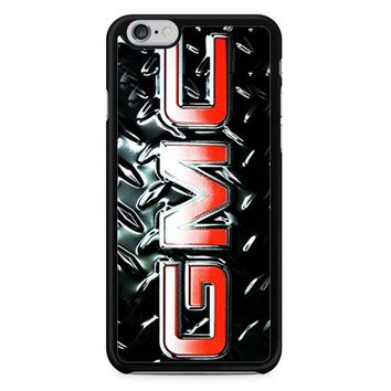 Gmc Truck Diamond Plate iPhone 6/6S Case