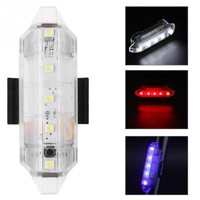 Bike LED Tail Light fietsverlichting USB Rechargeable Bicycle Safety Cycling Warning Rear Lamp Bike Rear Lights Cycling Parts