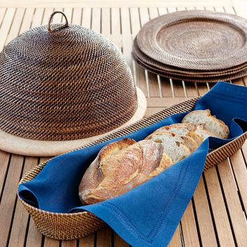Nito Oval Bread Basket