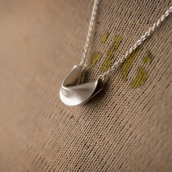Inspiring Fortune Cookie Necklaces