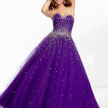 Mori Lee 95041 Prom Dress - PromDressShop.com