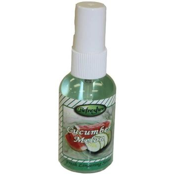 Refresher Liquid Spray Fragrance - Cucumber Melon