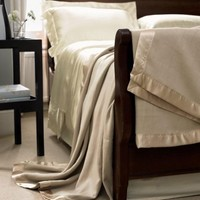 Pure Silk Biscuit Blanket - Bed Linen - Bedroom
