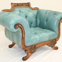 7440-01 Duncan Chair by Old Hickory Tannery - The Online Furniture Store