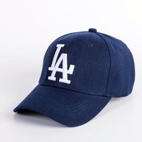 Baseball Caps LA Dodgers Embroidery Hip Hop Snapback hats for Men Women Fitted Hat Gorras Casquette couple winter hats