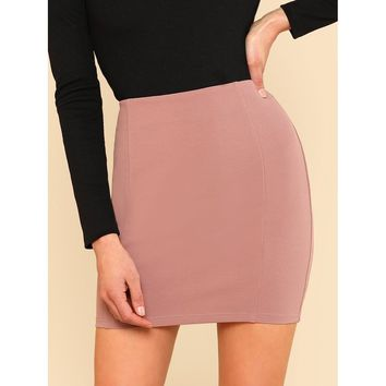 Bodycon Short Skirt