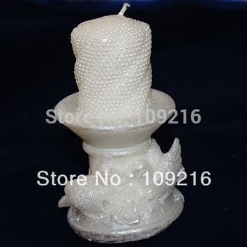 New Style 3D Hat ant Mandarin Duck(LZ0106)  Silicone Handmade Candle/Soap Mold Crafts DIY Mold