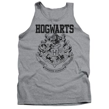 Harry Potter - Hogwarts Athletic Adult Tank Top Officially Licensed Apparel