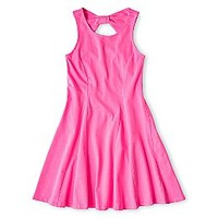 Total Girl® Bow-Back Dress - Girls