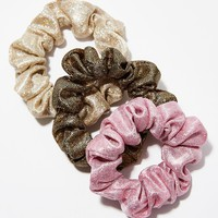 Solstice Scrunchie Set