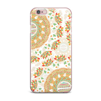 "Miranda Mol ""Bohemian Bright"" Geometric Multicolor iPhone Case"