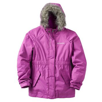Columbia Outgrown Daredevil Darling Jacket - Girls 4-18, Size: