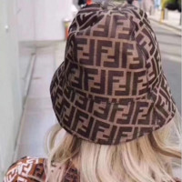 Fendi Women FF Hat