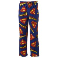 Superman Microfleece Lounge Pants - Men