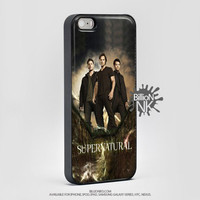 Supernatural Phone Case For Iphone, Ipod, Samsung Galaxy, Htc