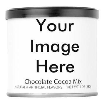 Create Your Own Custom Hot Chocolate Drink Mix