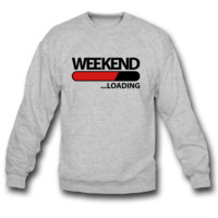 weekend loading f2 SWEATSHIRT CREWNECKS
