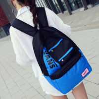 Vans Women Simple Rucksack Bag Shoulder Bag Backpack