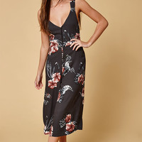 Somedays Lovin Homecoming Floral Jumpsuit at PacSun.com