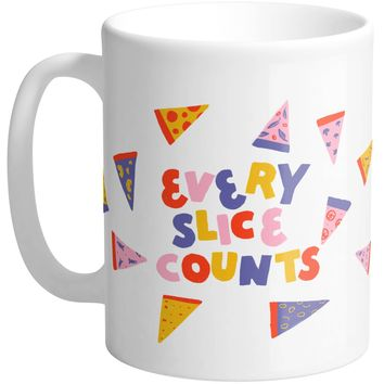 Every Slice Counts Mug
