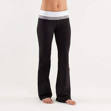 Lululemon Casual Sport Gym Yoga Multicolor Tight Pants Trousers Sweatpants-1