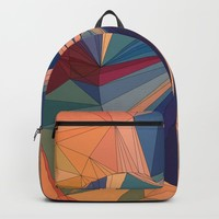 Everything is Everything Backpack by duckyb