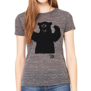 Ames Bros Women's Big Bear Tee