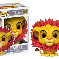 Simba Funko Pop! Disney The Lion King