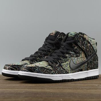 Nike SB Dunk High Sneakers Sport Shoes-7