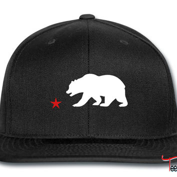 bear california Snapback