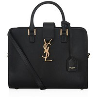 Saint Laurent Baby Cabas Monogramme Bag