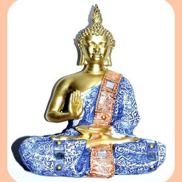 Protection Overcoming Fear Buddha Statue
