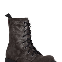 Amber Boot - Pewter