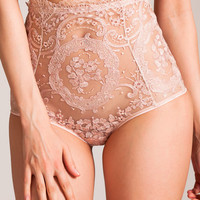 I.D. Sarrieri: C2500 High Waist Brief | Nancy Meyer