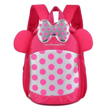 Children Cartoon Schoolbag Backpack for Boys and Girls Lovely Children Backpack Kindergarten Backpack Mochila Infantil