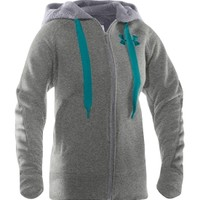Under Armour Women's Storm Cotton Sherpa Full Zip Hoodie - Dick's Sporting Goods