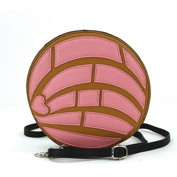 CONCHA CROSSBODY BAG IN VINYL