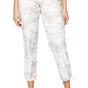 Sanctuary Terrain Crop Cargo Pants | Nordstrom