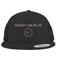 Twenty One Pilots Embroidered Trucker Hat