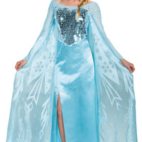Frozen: Elsa Ultra Prestige Adult Costume